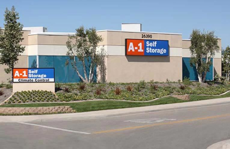 A-1 Self Storage in Lake Forest
