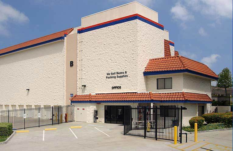 A-1 Self Storage in Oceanside