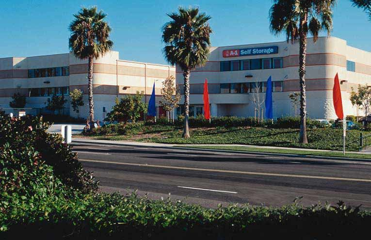 A-1 Self Storage facility located in San Diego - Kearny Mesa