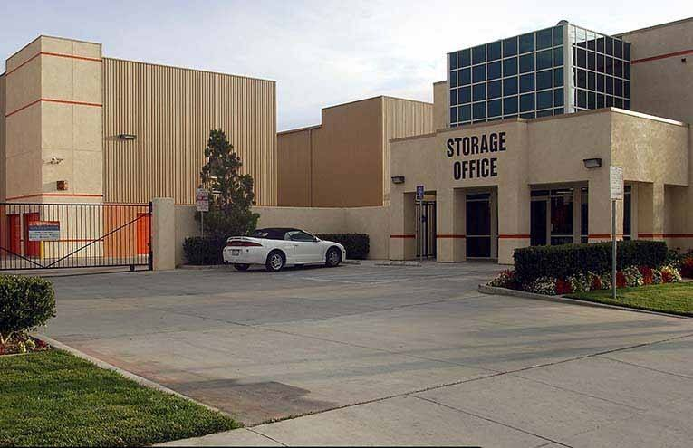 A-1 Self Storage facility located on Monterey Highway.