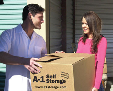 Protect your personal Items at A-1 Self Storage