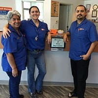 Paramount A-1 Self Storage team