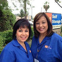 La Mesa A-1 Self Storage team