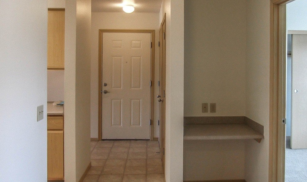 You'll love the spacious floor plan in your new apartment home at Parkside.