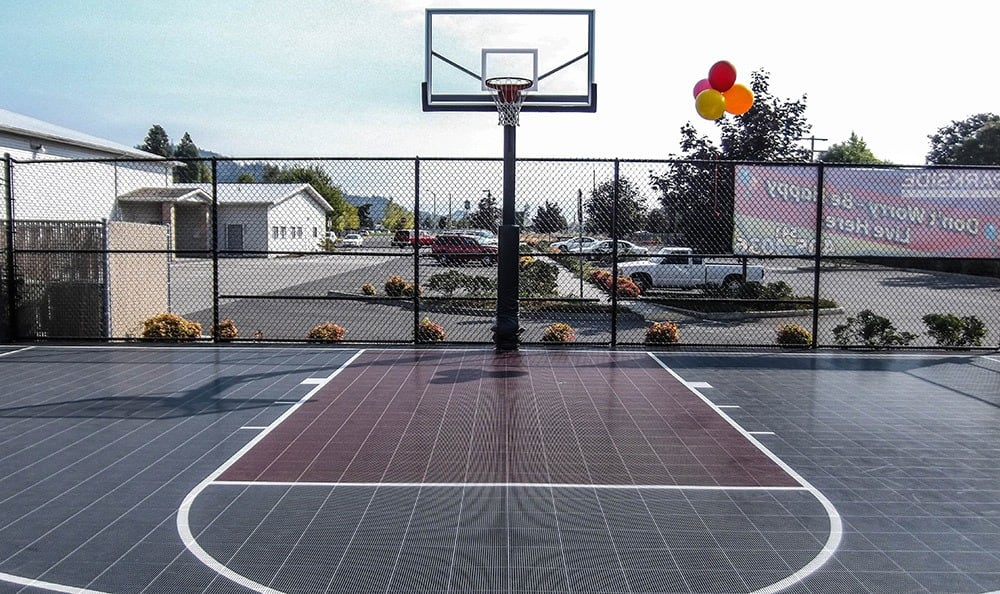 We have a new outdoor basketball court and more at Parkside in Lebanon.