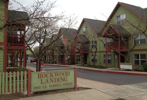 Community at Rockwood Landing