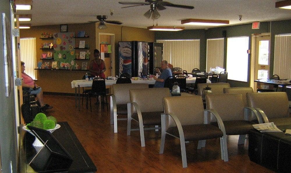 Community room Unthank Plaza