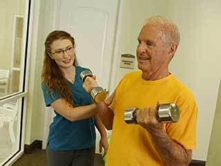 Wellness programs for seniors in Maryland