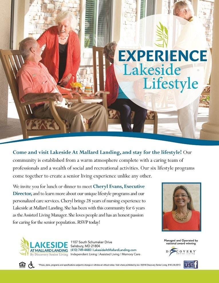 Executive Director At Lakeside At Mallard Landing