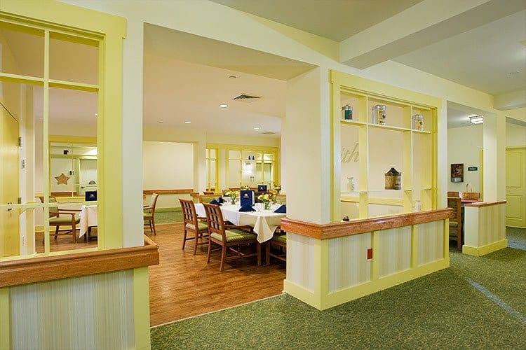 Come see our beautiful dining room in Phoenixville, PA