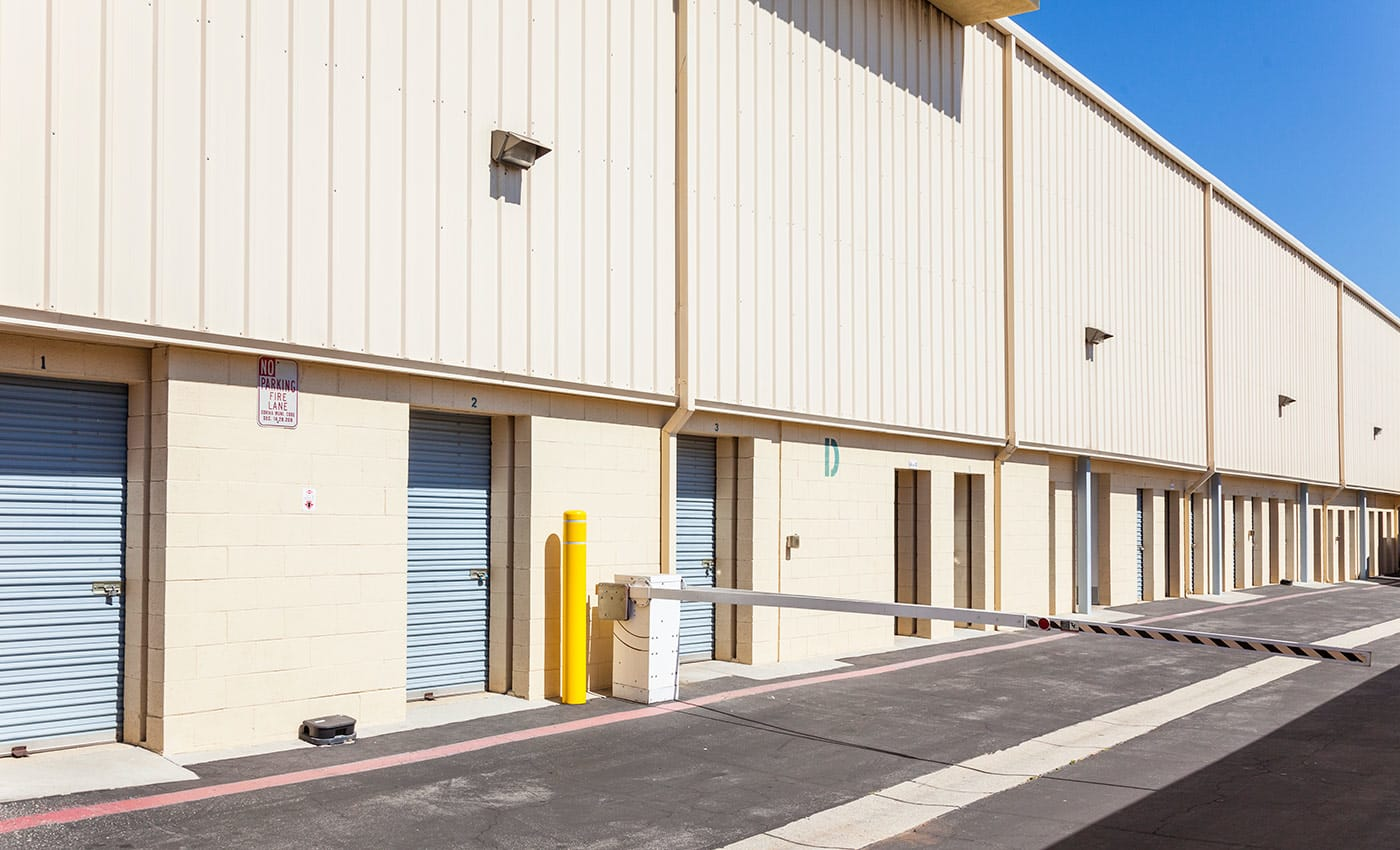 We're your one-stop shop for your packing, moving, and storing needs at AAA Quality Self Storage in Covina.
