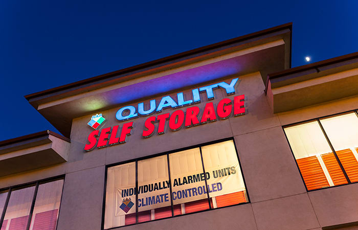 Need a truck to move your items to storage? AAA Quality Self Storage offers free use of our moving truck upon your initial move-in to our facility!