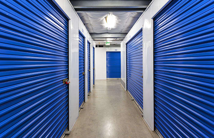 You'll find that our facility is kept very clean and the hallways are clear of anything that might impede moving your belongings into AAA Quality Self Storage.