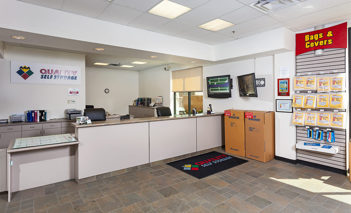 Photos Of Aaa Quality Self Storage In Lake Forest California