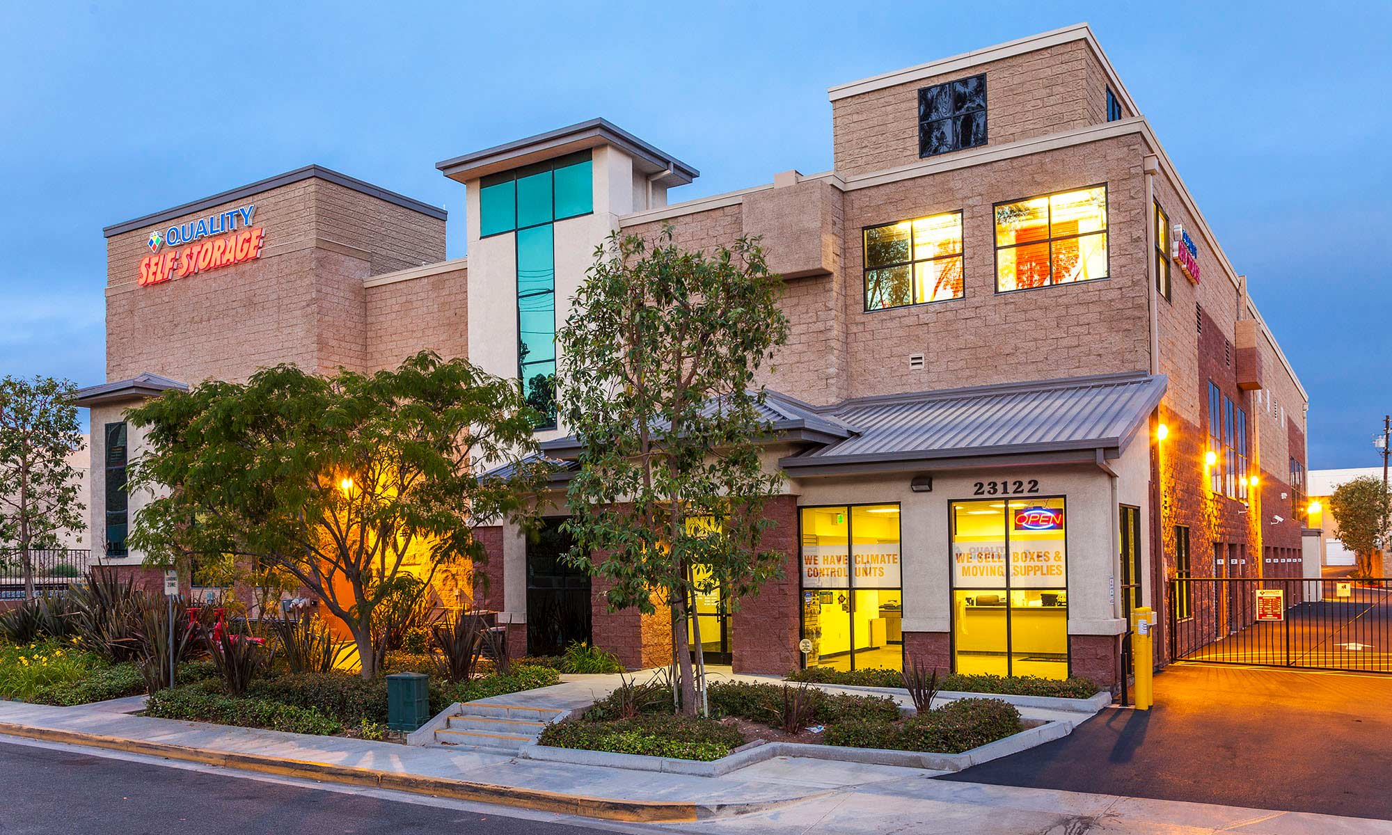 Learn more about self storage in Lake Forest CA.