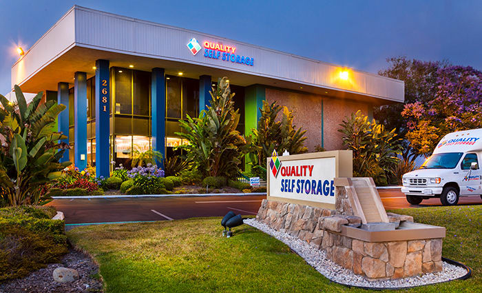 Visit our Tustin self storage location's website.