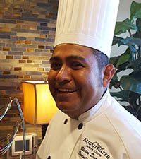 Victor Duran - Executive Chef