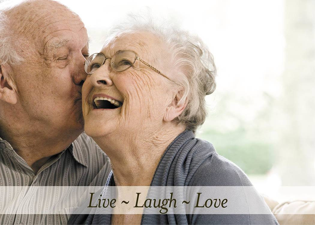 Brightwater Senior Living of Highland - live, laugh, love..