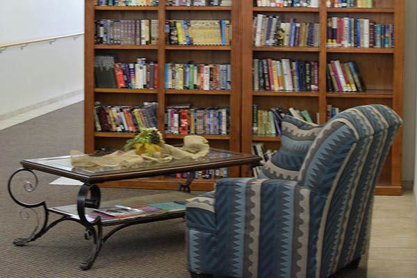 Library At Meadow View Assisted Living and Memory Care Small