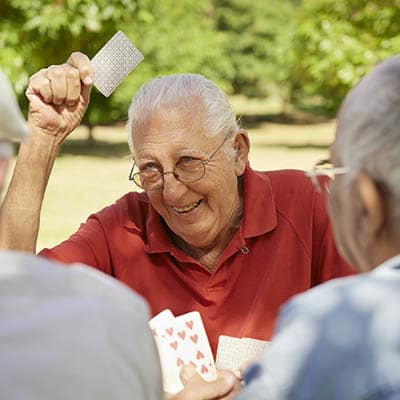 Sunnyside Meadows Memory Care has plenty of fun activities to participate in.