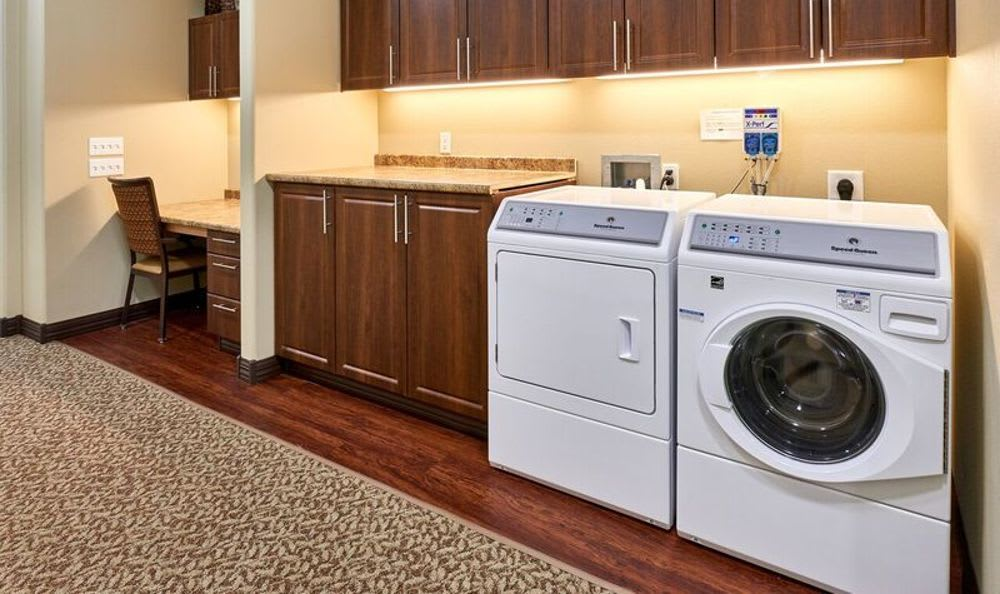 Laundry at Sunnyside Meadows Memory Care