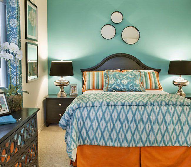 Bedroom at Siena Apartments