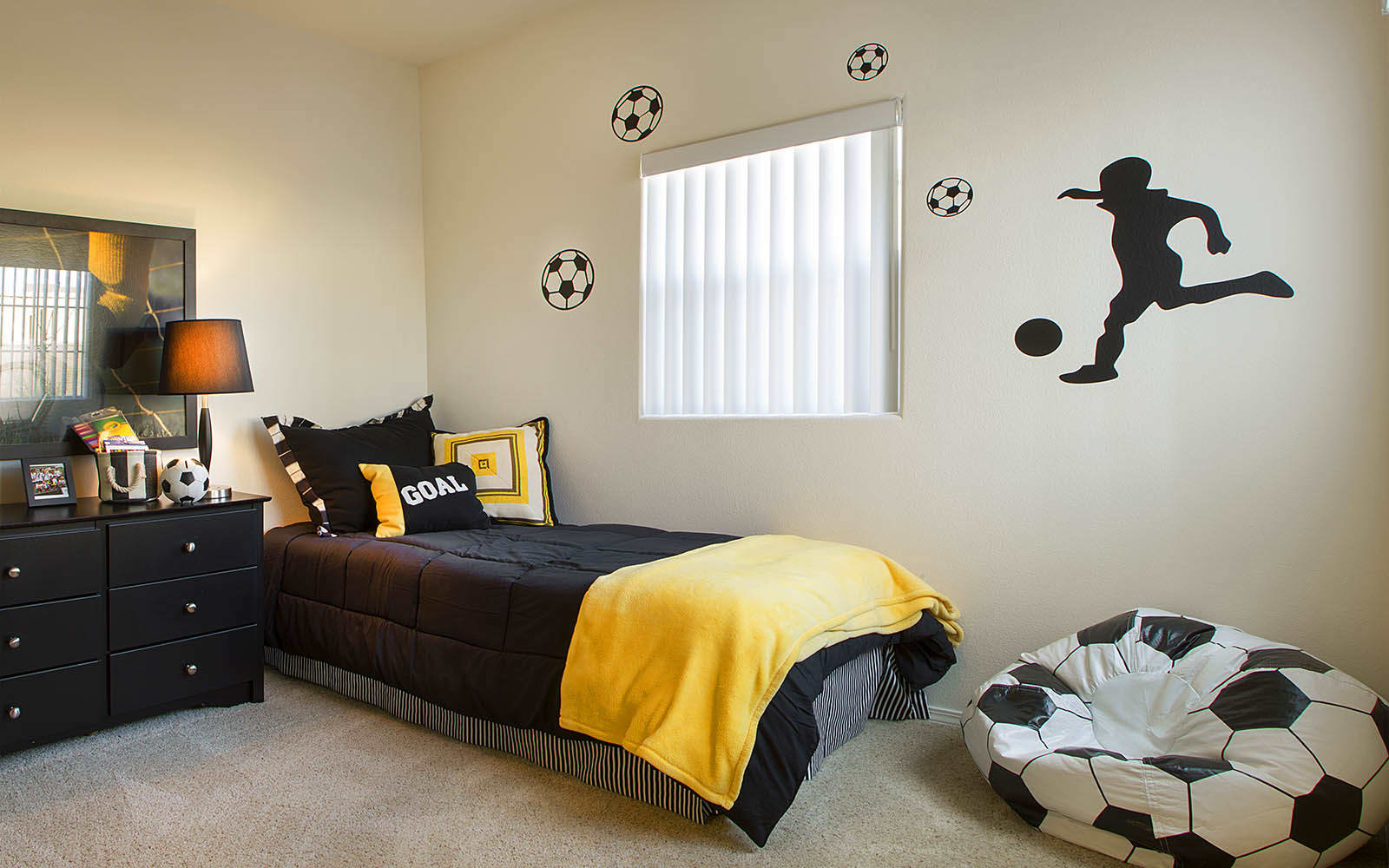 Kids Bedroom at Siena Apartments in Santa Maria, CA