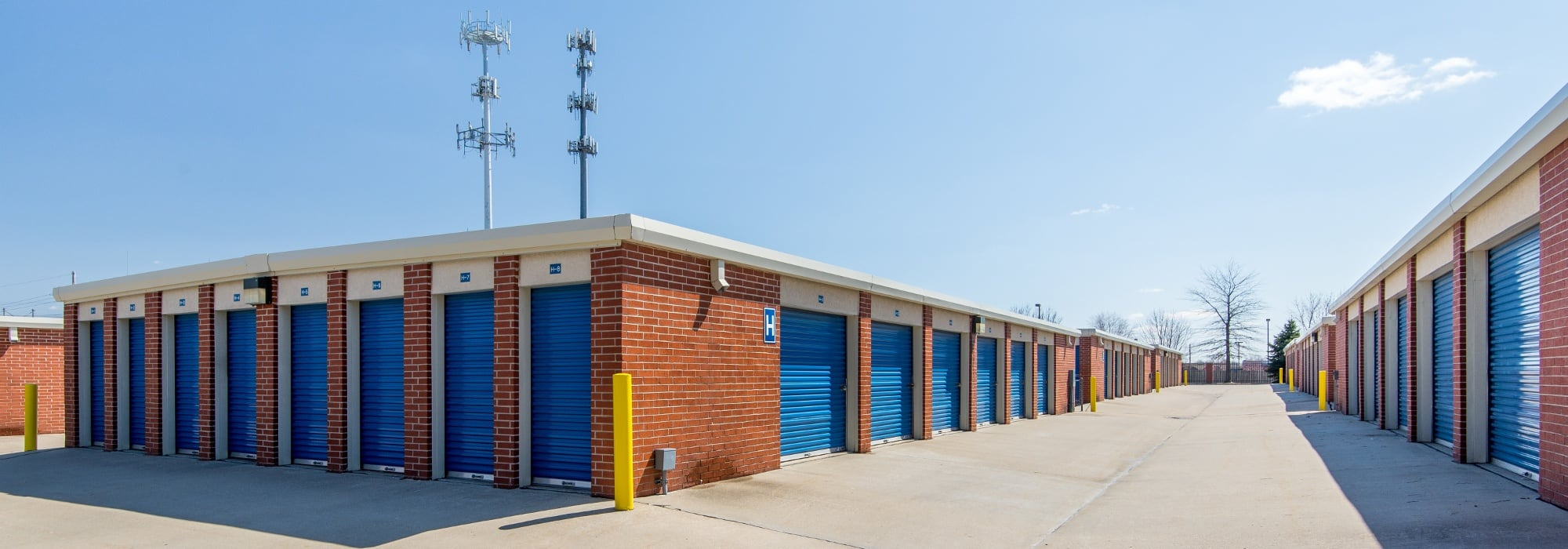 Self storage in Olathe KS
