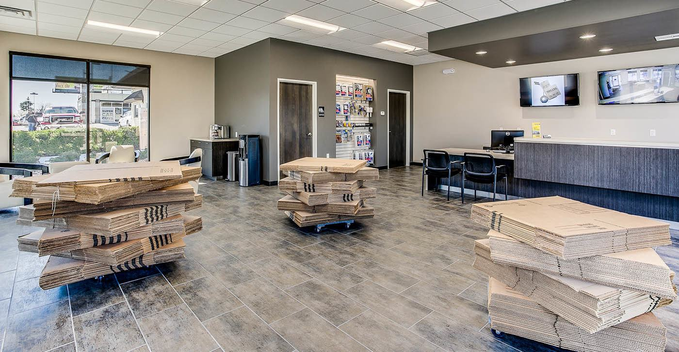 Moving and Packing facilies in Irving
