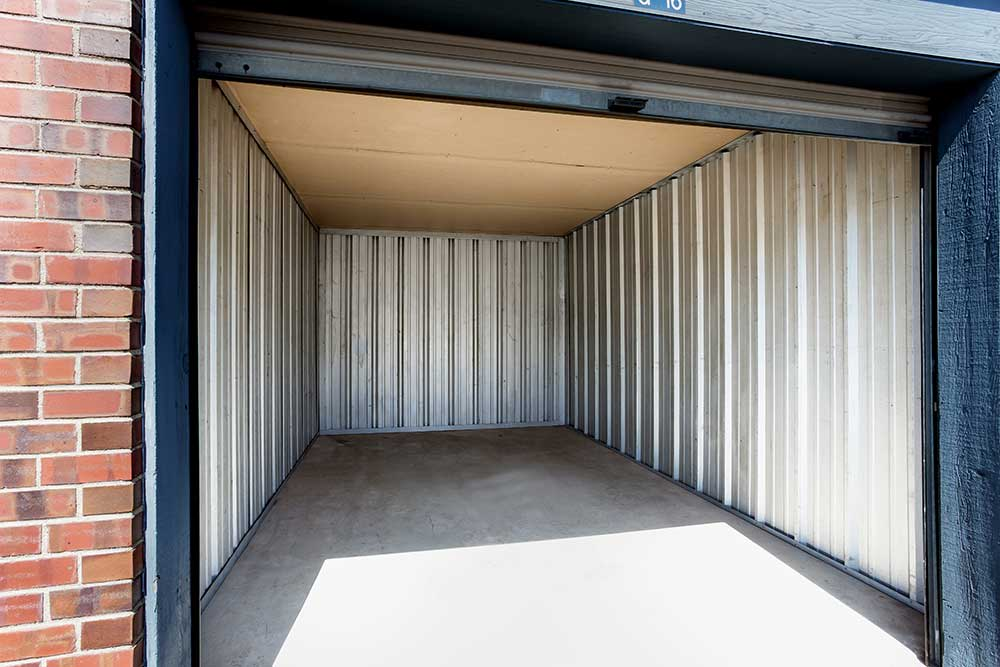 See our spacious units at Security Self-Storage