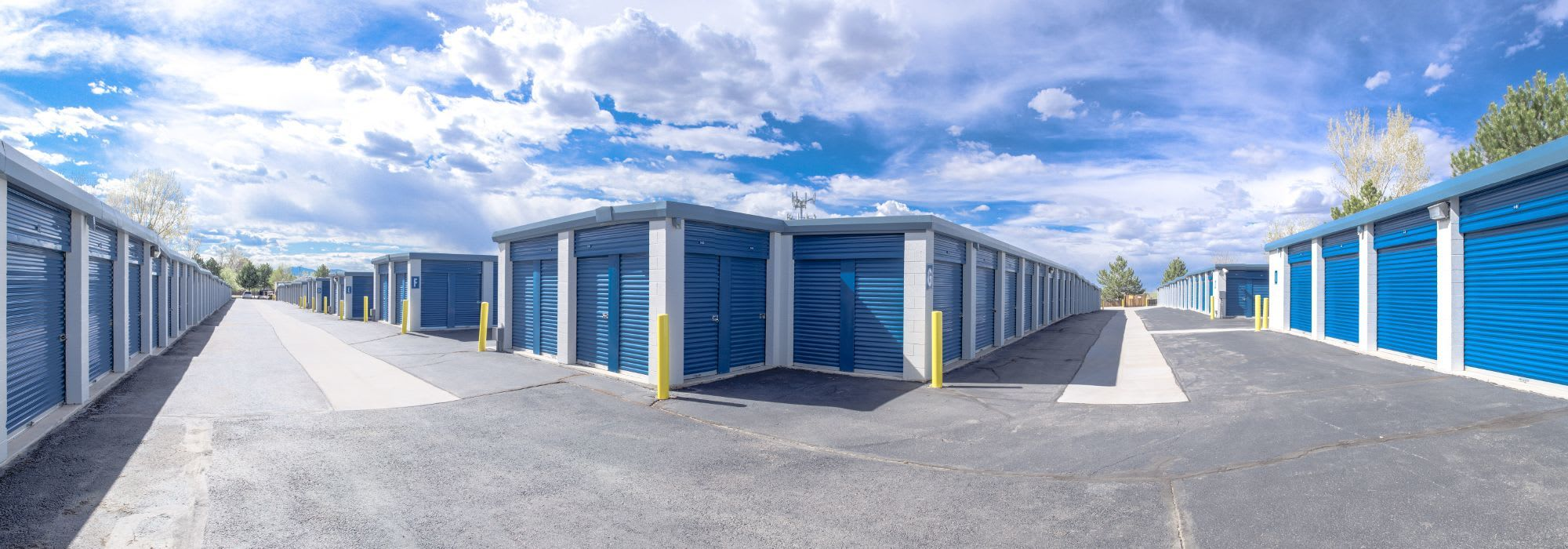 Self storage in Aurora CO