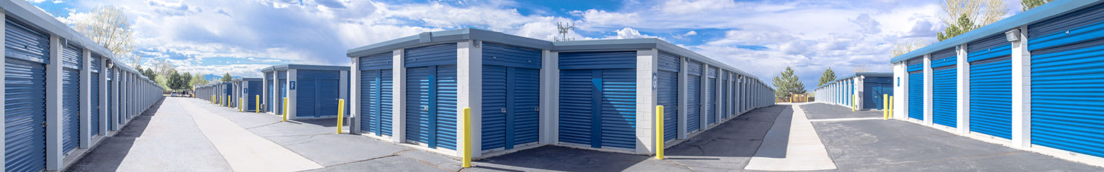 Find the right size for your needs at Security Self-Storage