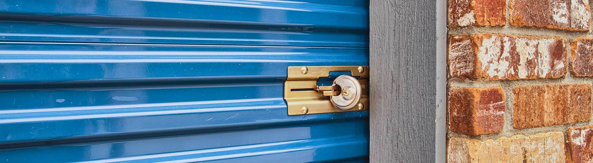 Pay online for Security Self-Storage