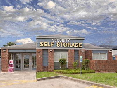 Security Self Storage - Austin Hwy