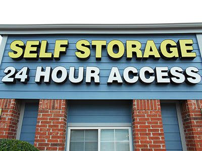 Security Self Storage   Nw Highway