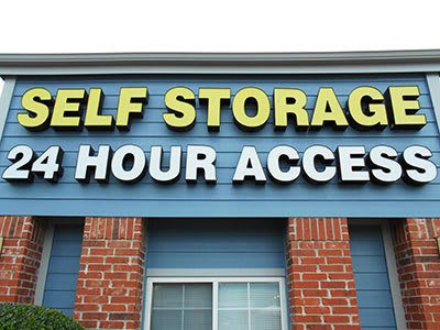 Security Self-Storage - Spring Valley
