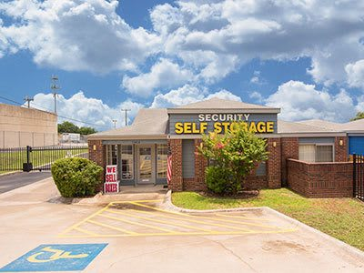 Security Self Storage - West Ave.