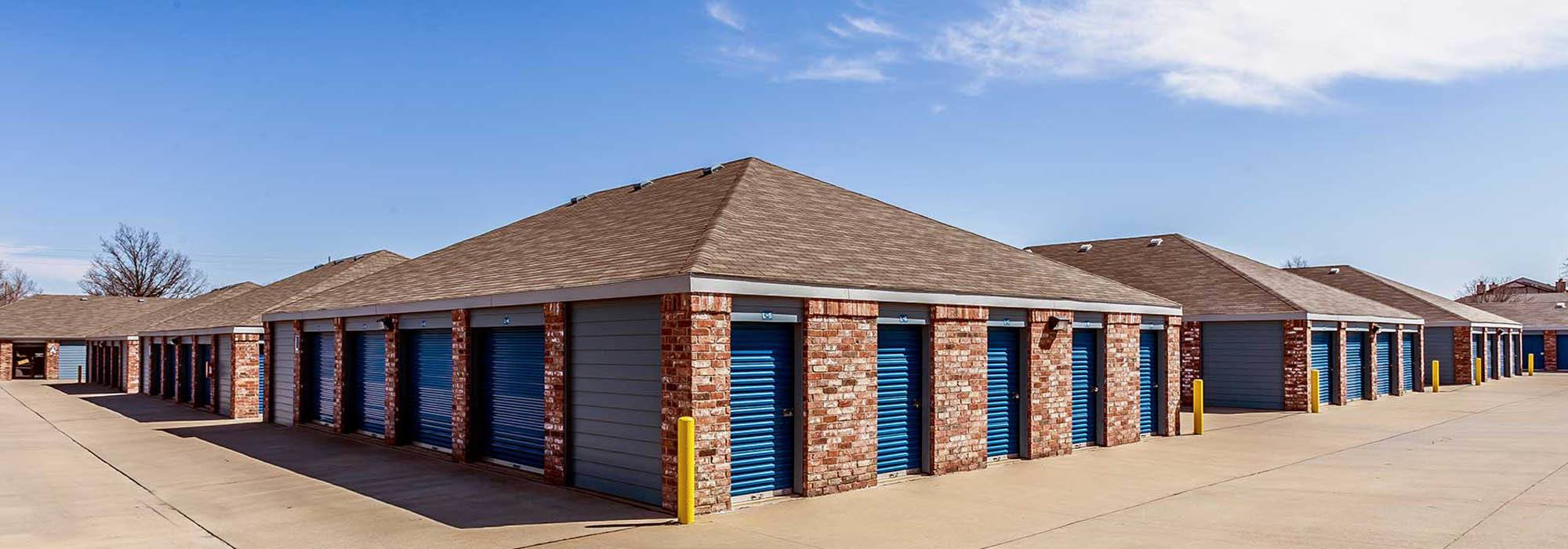 Self storage in Wichita