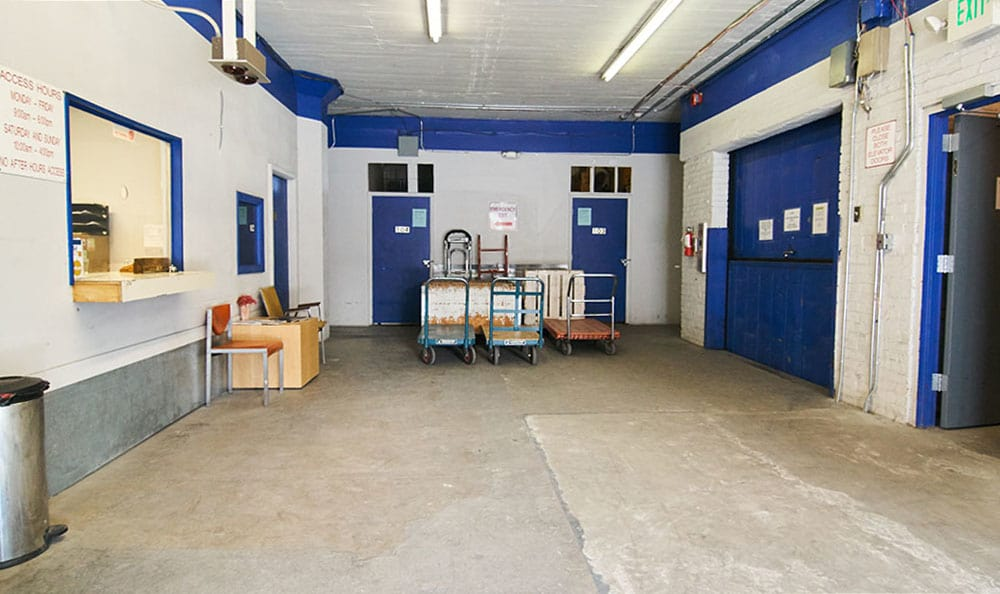 Facility lobby 3