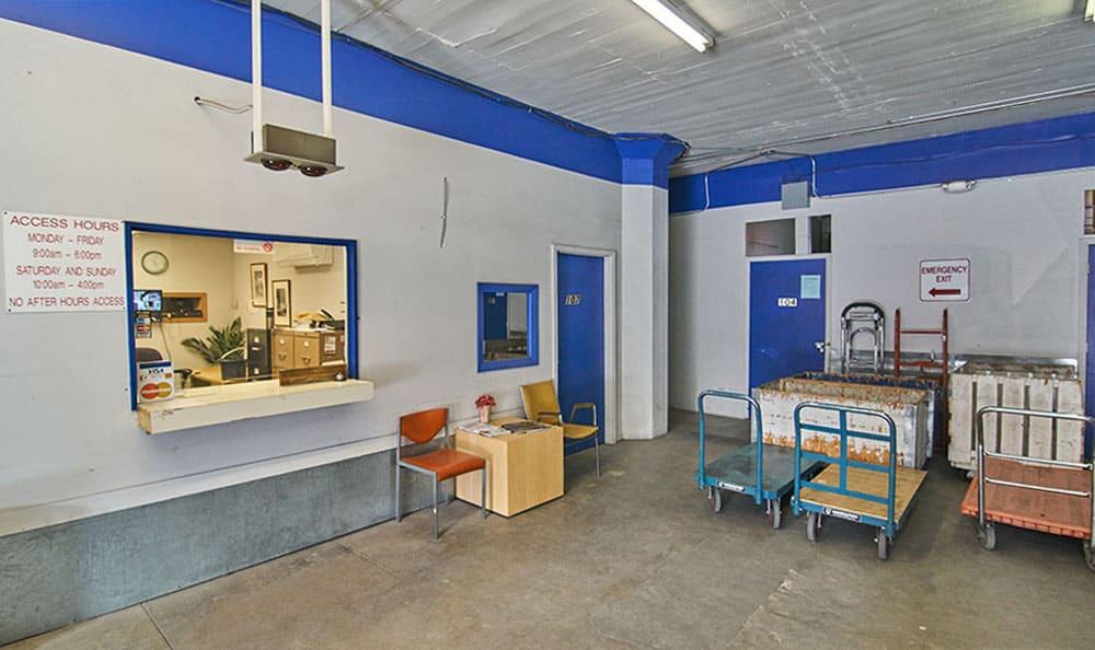Facility lobby 2