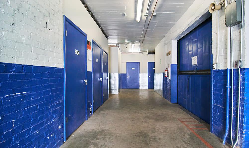 United Stor-All Central Denver Self Storage facility interior 2
