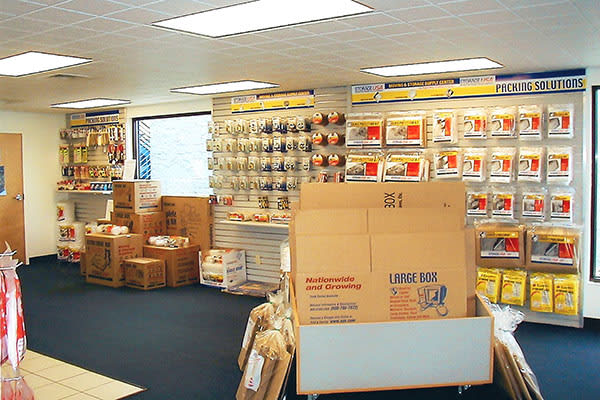 Packing Supplies at United Stor-All Self Storage