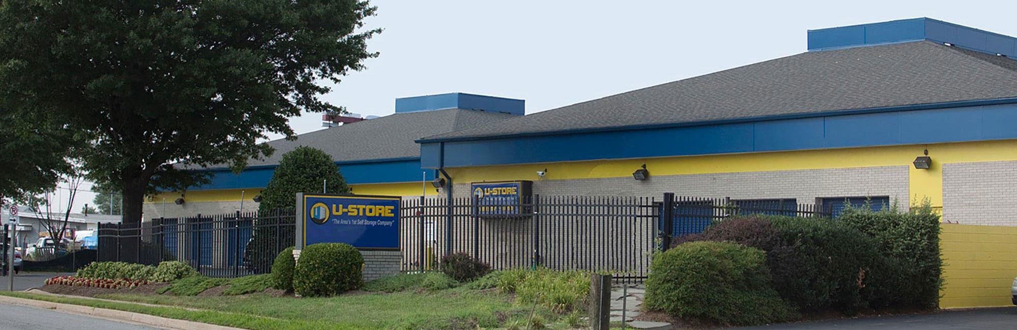 Self storage in Falls Church VA