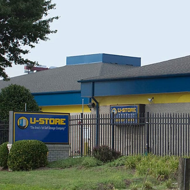 U-Store Self Storage's location in Falls Church, VA