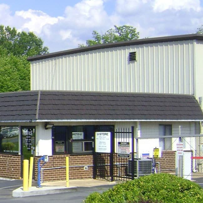 U-Store Self Storage's location in Laurel, MD