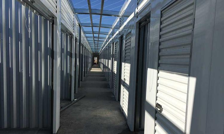 Our units at Towne Storage in Riverton, UT