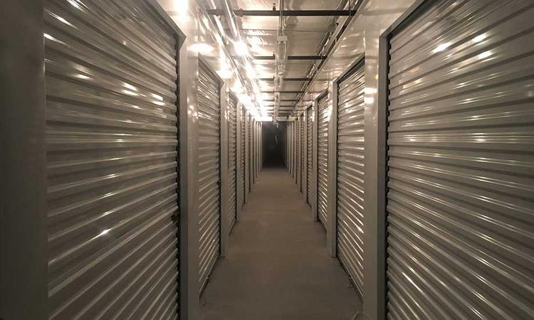 Clean and bright units at Towne Storage in North Las Vegas, Nevada