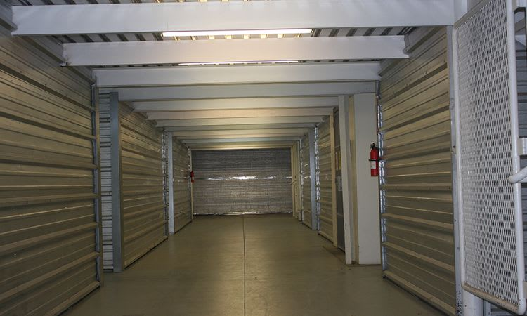 Climate controlled units at Towne Storage in Clearfield, UT