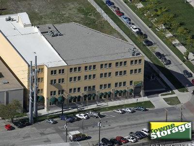 Aerial view of Towne Storage in Salt Lake City, UT