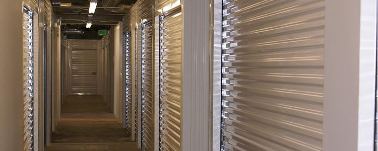 Clean and well maintained units at Towne Storage - Urban Edge in Salt Lake City, UT